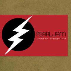 2013.11.30 - Spokane, Washington (Live) - Pearl Jam