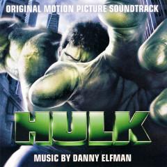 Hulk (オリジナルサウンドトラック) - Danny Elfman