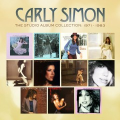 The Studio Album Collection 1971-1983 - Carly Simon