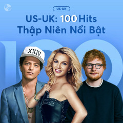 US-UK: 100 Hits Thập Niên