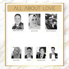 All About Love - Various Artists