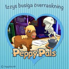 Izzys busiga överrraskning