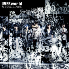 We Are Go / All Alone - EP - UVERworld