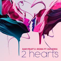 2 Hearts - Sam Feldt, Sigma, Gia Koka