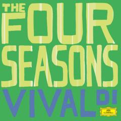 Vivaldi: The 4 Seasons - Ruggiero Ricci, Rudolf Baumgartner, Hanns-Martin Schneidt