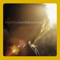 Invincible Summer - k.d. lang
