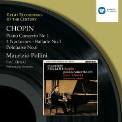 Great Recordings of the Century - Chopin: Piano Concerto No. 1, Nocturnes Etc - Maurizio Pollini