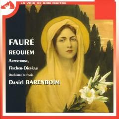Fauré: Requiem - Daniel Barenboim