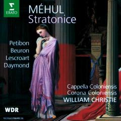Méhul : Stratonice - William Christie