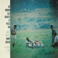 The Modern Jazz Quartet At Music Inn - The Modern Jazz Quartet
