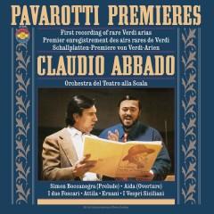 Pavarotti Sings Rare Verdi Arias ((Remastered)) - Luciano Pavarotti