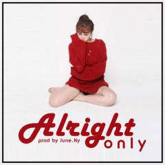 Alright (Single)