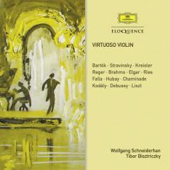 Virtuoso Violin - Wolfgang Schneiderhan, Tibor Bisztriczky, Albert Hirsh, Felix Schröder