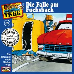 063/Die Falle am Fuchsbach
