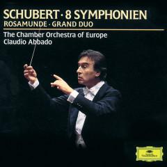 Schubert: Symphony No.9 & Rosamunde Overture - Chamber Orchestra Of Europe, Claudio Abbado