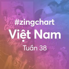 #zingchart Tuần 38, 2021 - Various Artists