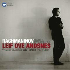 Rachmaninov: Complete Piano Concertos - Leif Ove Andsnes