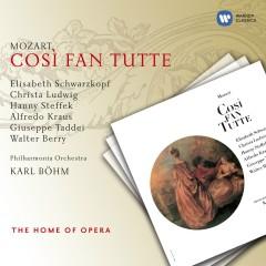 Mozart: Cosi fan tutte - Karl Böhm