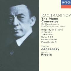 Rachmaninov: The Piano Concertos, etc.