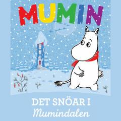 Det snöar i mumindalen