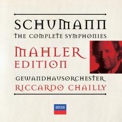 Schumann: The Symphonies - Gewandhausorchester Leipzig, Riccardo Chailly