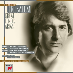 Great Tenor Arias - Siegfried Jerusalem