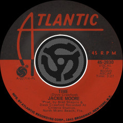 Time / Cover Me [Digital 45] - Jackie Moore