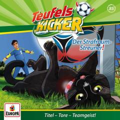 085/Der Strafraum-Streuner! - Teufelskicker