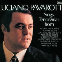 Tenor Arias from Italian Opera - Luciano Pavarotti, Wiener Opernorchester, Nicola Rescigno, New Philharmonia Orchestra, Leone Magiera