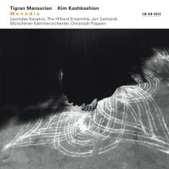 Mansurian: Monodia - Kim Kashkashian, Leonidas Kavakos, Jan Garbarek, The Hilliard Ensemble, Münchener Kammerorchester