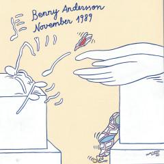 November 1989 - Benny Andersson, Orsa Spelmän