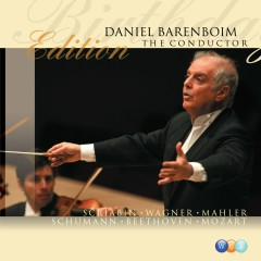 Daniel Barenboim - The Conductor [65th Birthday Box] - Best Of - Daniel Barenboim