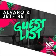 Guest List (Extended Mix) - Alvaro, Jetfire