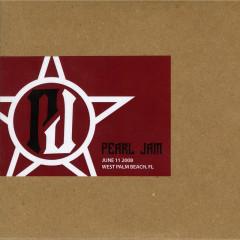 2008.06.11 - West Palm Beach, Florida (Live) - Pearl Jam