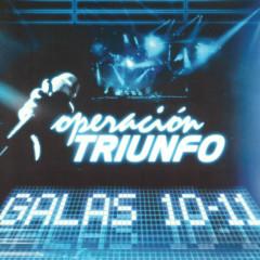 Operacíon Triunfo (Galas 10 - 11 / 2005) - Various Artists