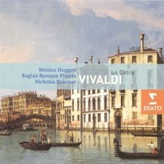 Vivaldi - La Cetra Op. 9 - Monica Huggett, Raglan Baroque Players, Nicholas Kraemer
