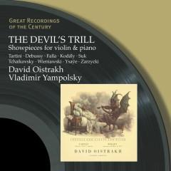The Devil's Trill - Showpieces for violin and piano - David Oistrakh
