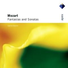 Mozart : Fantasias & Piano Sonatas Nos 7 & 14  -  Apex - Cyprien Katsaris