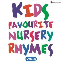 Kids Favourite Nursery Rhymes, Vol. 5