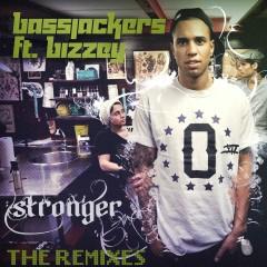 Stronger (feat. Bizzey) [The Remixes] - Bassjackers, Bizzey