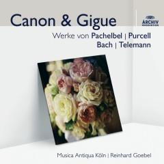 Canon & Gigue - Musica Antiqua Koln, Reinhard Goebel