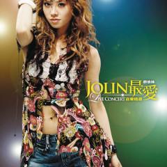 Jolin Favorite Live Concert Music Collection - Jolin Tsai