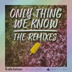 Only Thing We Know - The Remixes