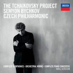 Tchaikovsky: Complete Symphonies and Piano Concertos - Czech Philharmonic, Semyon Bychkov, Kirill Gerstein