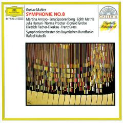 Mahler: Symphony No.8 - Edith Mathis, Julia Hamari, Donald Grobe, Dietrich Fischer-Dieskau, Franz Crass