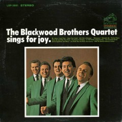 Sings for Joy - The Blackwood Brothers Quartet