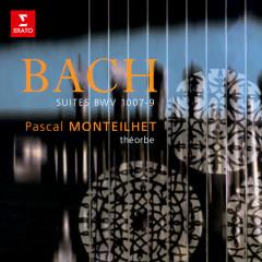 Bach: Suites, BWV 1007 - 1009 (Arr. pour théorbe) - Pascal Monteilhet