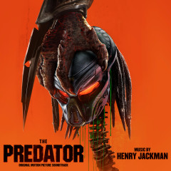 The Predator EP (Original Motion Picture Soundtrack) - Henry Jackman