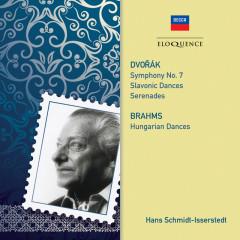 Dvorak, Brahms: Orchestral Music - Hans Schmidt-Isserstedt