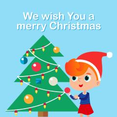 We wish You a merry Christmas - Kinderliedjes Om Mee Te Zingen